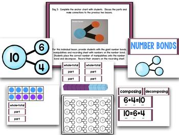 Math It Up! Number Bonds
