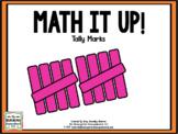 Math It Up! Tally Marks