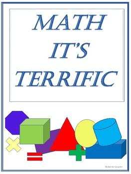 Math It's Terrific