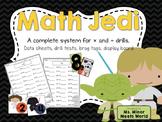 Math Jedi (Math Facts)
