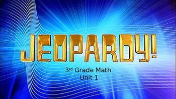 Math Jeopardy 1