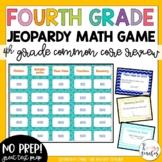 Fourth Grade Math Review Game {Grade Common Core Aligned}