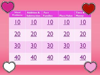 Math Jeopardy Bundle (30 Games)