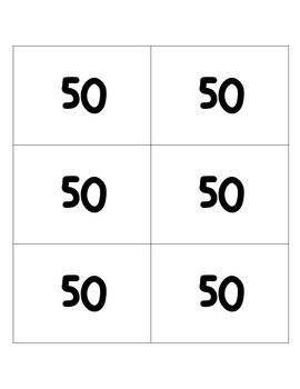 Math Jeopardy: End of Year Variety Set