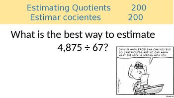 Math Jeopardy (English)