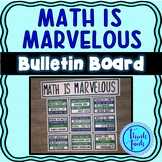 Math Jokes Bulletin Board - Classroom Posters