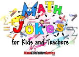 Math Jokes for Kids and Teachers
