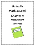 Go Math! Math Journal Activities for Grade 1, Chapter 9