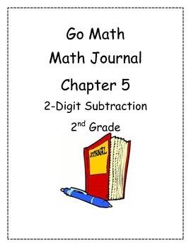 Go Math! Math Journal Activities for Grade 2, Chapter 5