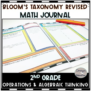 Math Journal Addition and Subtraction