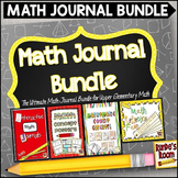 Math Journal Bundle - The Ultimate Math Journal Bundle for