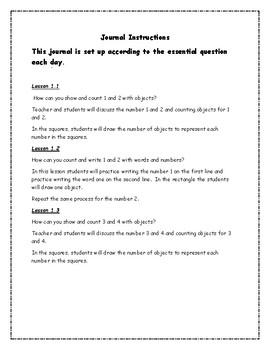 Math Journal Chapter 1