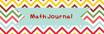 Math Journal Labels Free Variety Pack