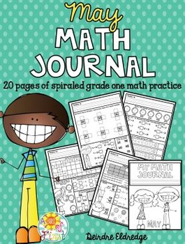 Math Journal May (Common Core Aligned)