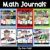 Math Journal Mega Bundle