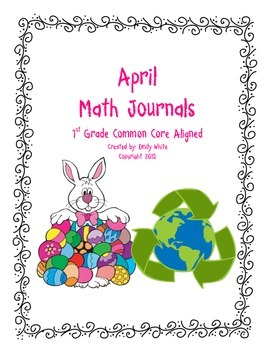 Math Journal Prompts April