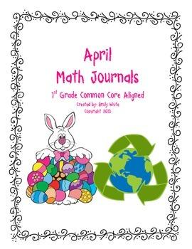 Math Journal Prompts April