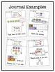 Math Journal Prompts (Kinder/Grade 1)