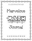 Math Journal Prompts - Middle School