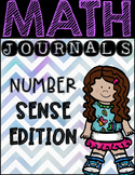 Math Journal Prompts: Number Sense Edition