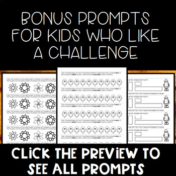 Math Journal Prompts for 2nd Grade 70+ Prompts Great for Morning Work