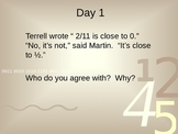 3rd Grade Math Journal Prompts - {ALL YEAR}
