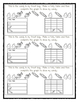 Math Journal Prompts for October and November