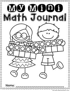 Math Journal Sample