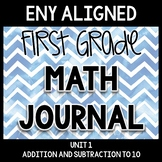 Math Journal Unit 1: Addition and Subtraction to 10