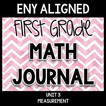 Math Journal Unit 3: Measurement