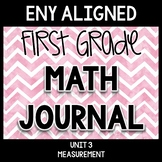 Math Journal Unit 3: Measurement