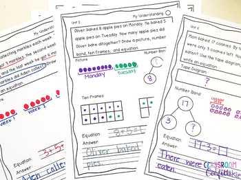 Math Journal Unit 6: Comparison, Place Value, and Addition & Subtraction