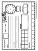Math Journal worksheets for preschool CCSS