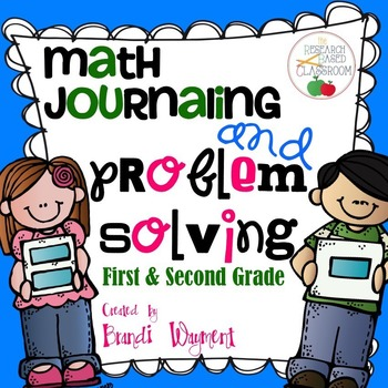 Math Journaling and Problem Solving