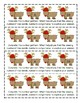 Math Journals: Christmas theme for Common Core