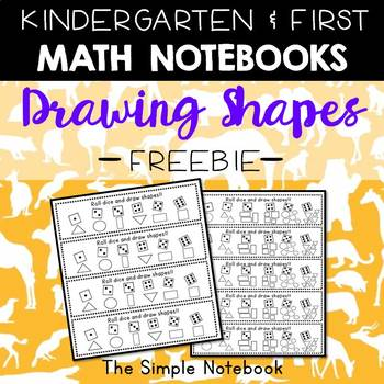 Math Notebooks: Drawing Shapes