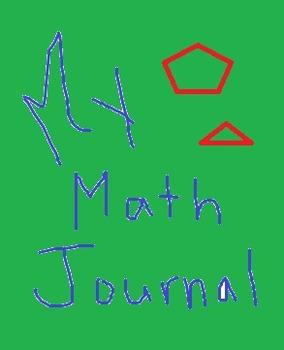 Math Journals Start Up Pages