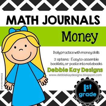 Math Journals:  Money