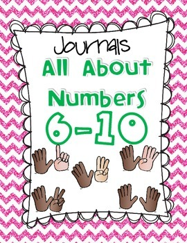 Math Journals Numbers 6 - 10