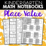 Math Notebooks: Kindergarten Place Value