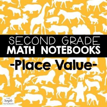 Math Journals: Second Grade Place Value