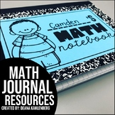 Math Journal Resource Pack