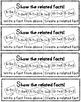 Math Journals: Subtraction Printables-First Grade