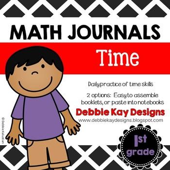 Math Journals: Time