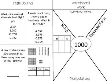 Math Journals and Rocket Math