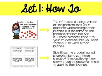 Math Journals for the Primary Classroom: Teen Numbers