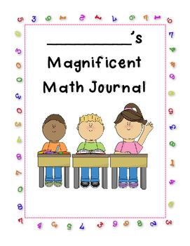 Math Journals or Math Notebooks