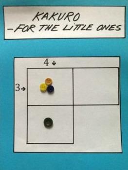 Math Kakuro - For the Little Ones