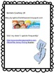 Math Key Word Posters (Or Handouts!)