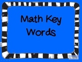 Math Key Words Powerpoint